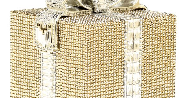 A present you don't even have to wrap! Judith Leiber Gift ...