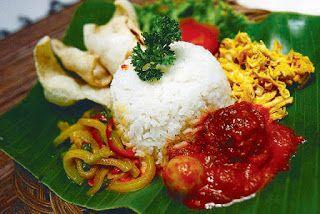 Resep Nasi Liwet Solo Komplit Ala Juna Resep Masakan Indonesia Penataan Makanan Masakan Indonesia