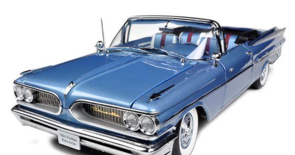 1959 pontiac bonneville 1 18 diecast model cars for Garage ford bonneville