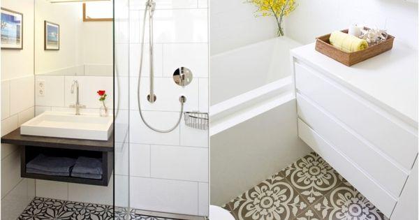 Comment agrandir la petite salle de bains 25 exemples for Cabine de salle de bain prefabriquee