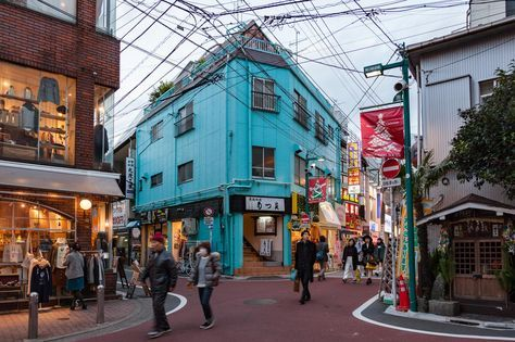 Shimokitazawa Tokyo S Greenwich Village Wayfaring Minimalist