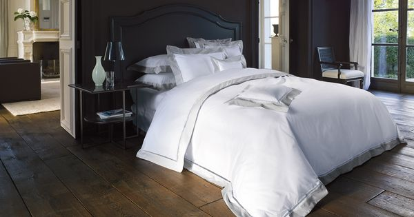 House Of Fraser Wedding Gifts: Yves Delorme Bed Linen. #HarrodsGifts #HarrodsBridal