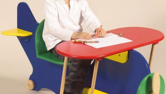 20 Cool Kids Desks For Painting And Writing Be A Home