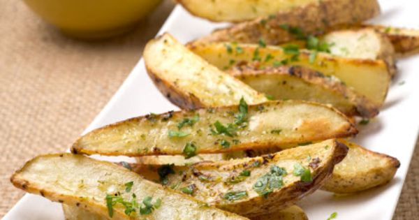 Spices, Lemon vinaigrette and Greek potatoes on Pinterest