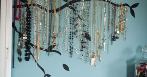 Necklace Storage