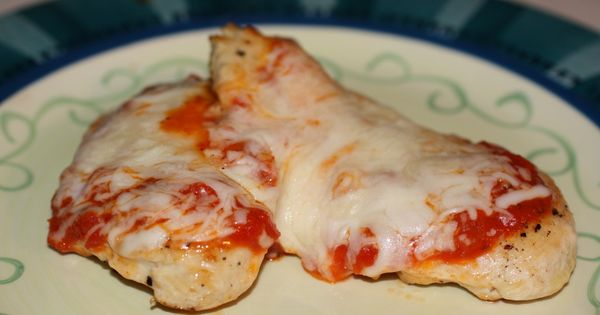 Fast & Easy Chicken Parmesan. At just 15 minutes this really is the ...