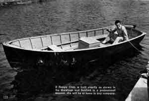 Build A Wooden Sea Skiff Plans Boat Building Boat Free Boat Plans