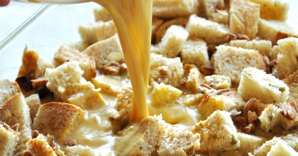 Pumpkin French Toast Bake! Thanksgiving breakfast idea. pumpkin frenchtoast breakfast brunch