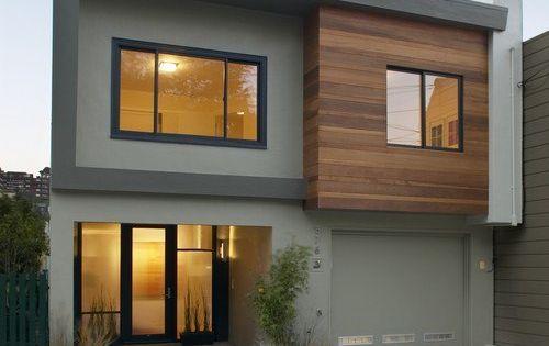 25 cores para fachadas de casas arquitetura 2019 for Casa moderna 2019