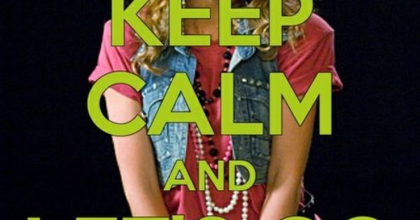 Robin Sparkles! Keep calm and.....sayings are going to far, but this one