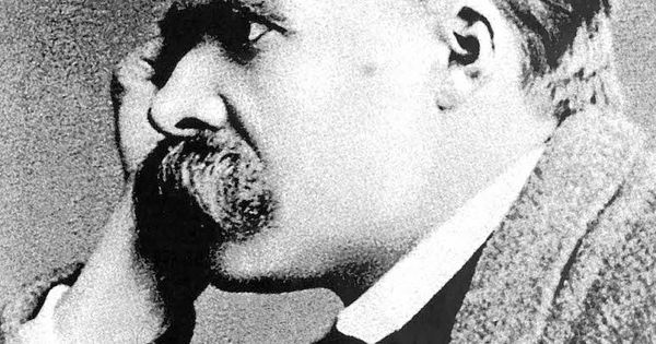 Citaten James Joyce : Friedrich wilhelm nietzsche  was a