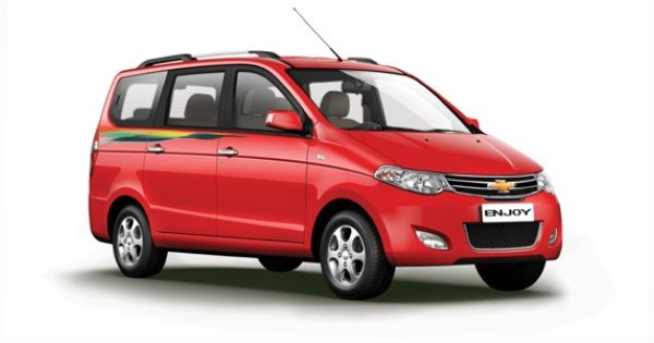 Chevrolet Enjoy First Anniversary Edition Launched At Rs 6 Lakh