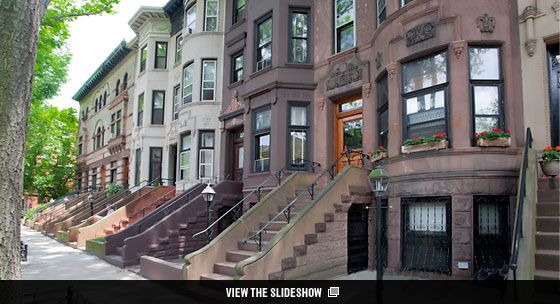 Brownstone Apartments NYC | New York City Real Estate - 8 ...