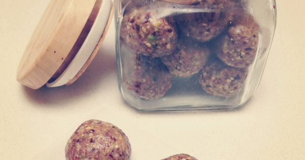 ... Cranberry Protein Balls.. | Pistachios, Protein Ball and Cranberries