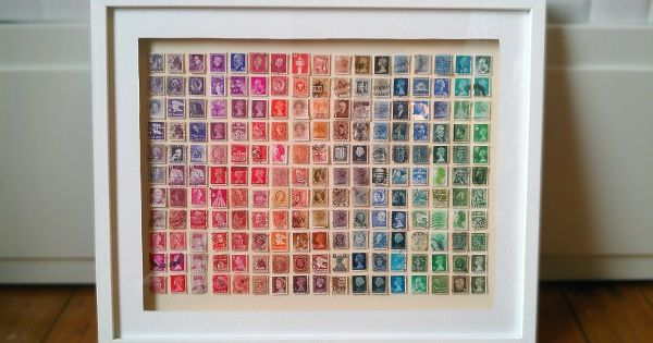 Craft ideas | Pinterest | Postage Stamps, Postage Stamp Art and Stamps