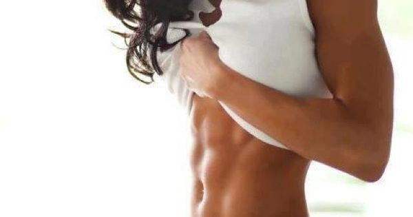 7 Day Ab Challenge. It has video instructions for each ab workout!