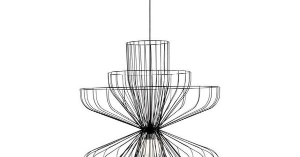 Nouveauté 2014 / lampe PARACHUTE / Nathan Yong / Cinna ...