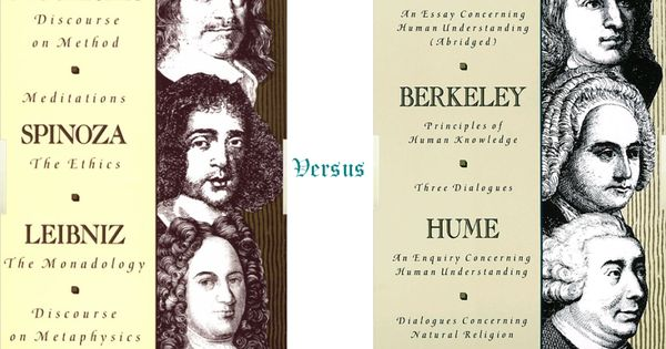 "an analysis of the philosophies of rene descartes and baruch spinoza on substance His critical exposition of descartes's principles of philosophy century philosopher ""by substance i analysis of spinoza's."