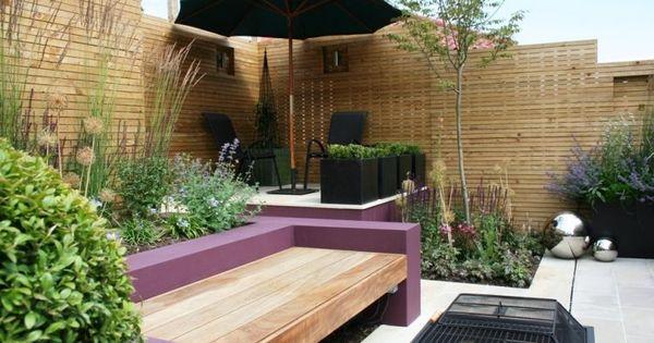 Am Nager Son Jardin Et Terrasse 52 Id Es Pour Votre Oasis Terrasse Barbecue Et D Co