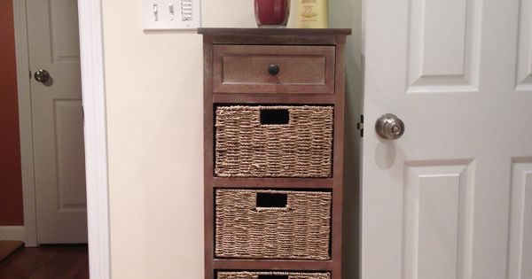 Bathroom Storage Cabinet 100 From Home Goods Real Wood