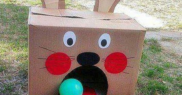 cute easter game craft ideas pinterest ostern f r kinder und halloween spiele. Black Bedroom Furniture Sets. Home Design Ideas