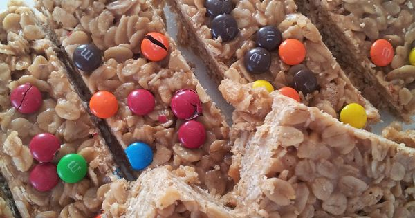 Simply Homemade: Simply No Bake Chewy Granola Bars 1/4 c unsalted butter
