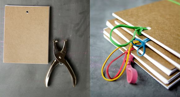 DIY Brag Book, make your own little photo album