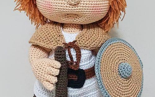 My summertime doll amigurumi pattern by nipiti Viking ...