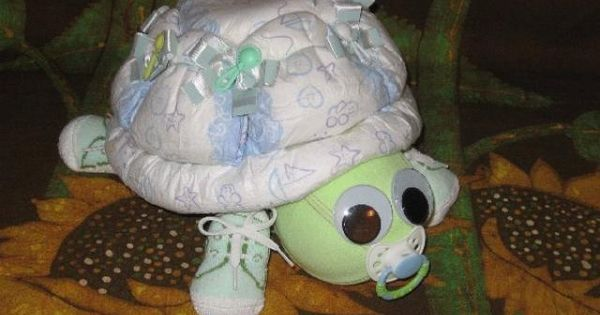 Turtle Baby Shower Theme Ideas | ... , baby gifts, baby ... - photo#43