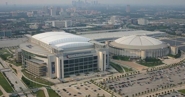 Houston Reliant Astrodome 62 439 Skyscrapercity Houston Oilers Nfl Stadiums Astros World Series