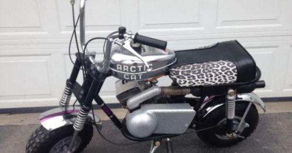 Cat Eliminator Mini Bike Seat : Arctic cat minibike screamer mini bikes