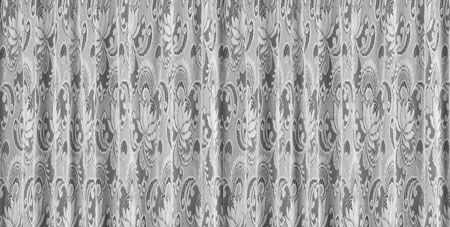 Example Of Curtain Gather Curtains Curtain Fabric Fabric