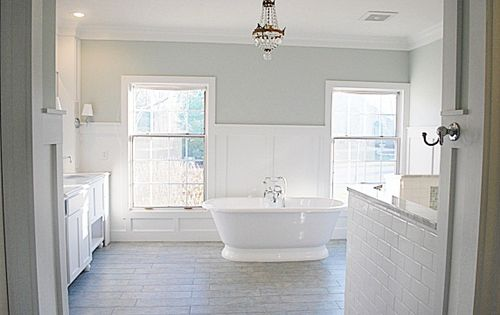 Sherwin williams sea salt a soft neutral blue green for Soft neutral green paint color