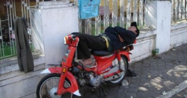 Can Drink And Drive A Moped