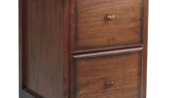OSP Designs Knob Hill File Cabinet, Brown | Products | Pinterest ...