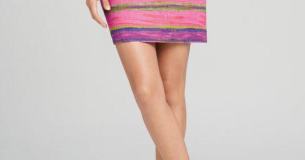Bright Horizon Skirt by Ann Taylor Skirt Ann_Taylor