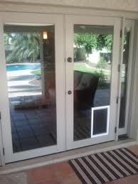 In Glass Pet Doors Now Available From The Glass Guru Visit Www