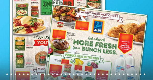 Aldi S Weekly Ads Florence Muscle Shoals Food Quality Aldi Find Recipes