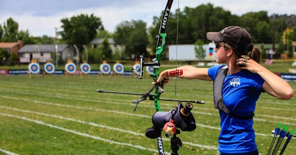 business sports archery health mens