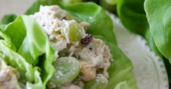 Cashew chicken salads, Cashew chicken and Lettuce wraps on Pinterest