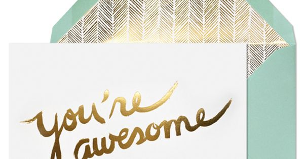 Must get cards: you're awesome card by sugar Cars Cars and such