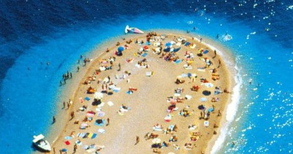 Island of Brac, Croatia - one of the top 10 beaches in
