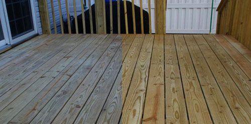 Preparing New Pressure Treated Wood Deck To Take A Finish Paint Gurus Pressure Treated Wood Treated Wood Deck Deck Paint