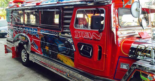 Jeepney Style Philippines Buy A Brand New Jeepney