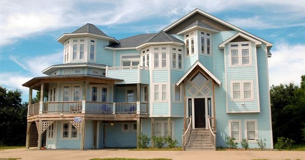 Twiddy Outer Banks Vacation Home A Perfect 10 Corolla Oceanside 10 Bedrooms Dream Home
