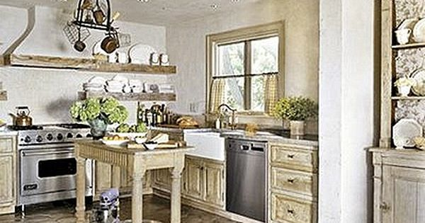 Cocinas r sticas cocinas rusticas modernas bellas - Cocinas rusticas modernas ...