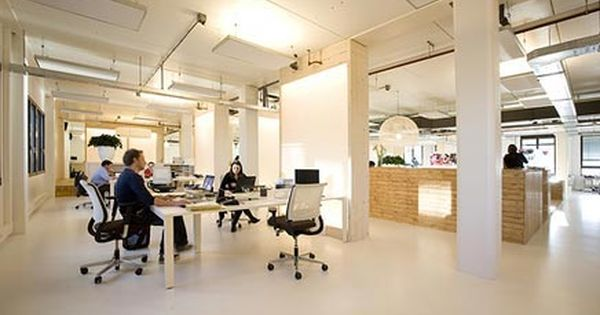 Interieur idee n voor je kantoor inrichting for Kantoor interieur ideeen