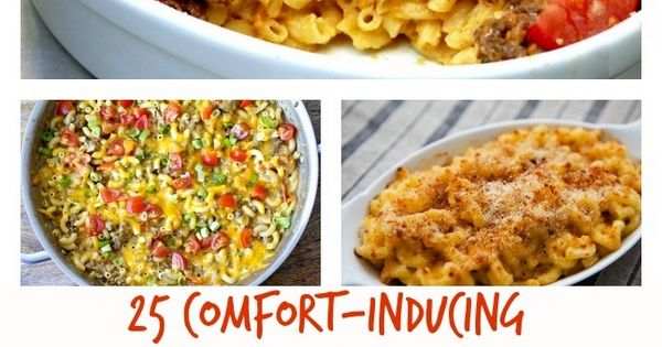 25 Comfort-Inducing Macaroni and Cheese Recipes. You don't want to ...
