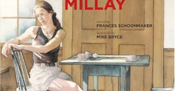 the two similarities on the poems of millay hughes and young In the last few lines of the poem millay's character realizes that nobody young desires edna st vincent millay vs these two poems are structured quite.