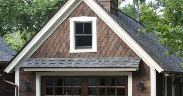 Brown Cedar Siding : Trim colors for dark brown cedar siding google search